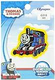 Orimupasu hizo Thomas the Tank Engine Thomas emblema (diagonal) C213 (Jap?n importaci?n / El paquete y el manual est?n escritos en japon?s)