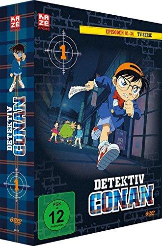 DVD Gôshô Aoyama; David Haynes; Mat Irby; Junichi...