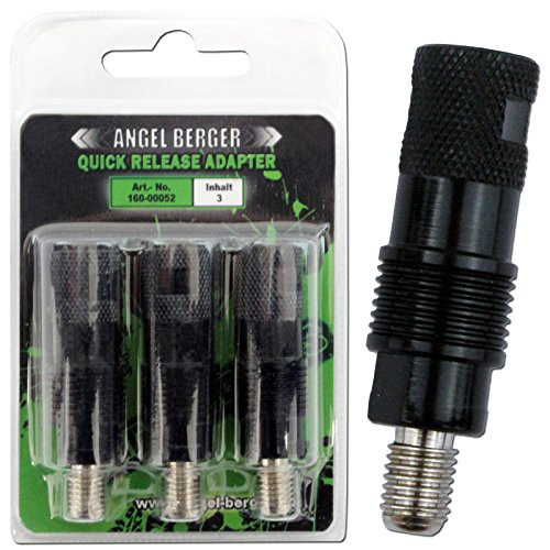 Angel Berger Carp Series Quick Release Adapter Angeln Carp Tackle