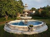 großer Garten Park Springbrunnen 5M Durchmesser , 3M hoch 5 Jahre Garantie