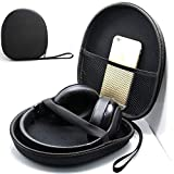 YUMQUA Auriculares Bolsa, Auriculares Funda Funda Protectora para Sony MDR-XB650BT XB950B1 XB950BT/B XB950N1 XB950AP, JBL T450BT