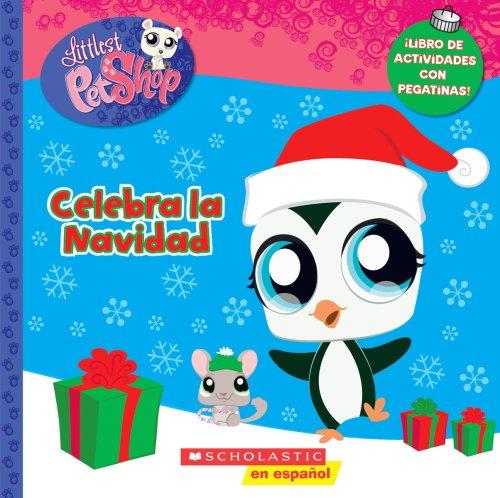 Celebra la navidad (Littlest Pet Shop)
