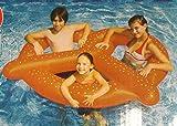 """Swimline 90640SL 60"""" 3-Person géant gonflable Pretzel Float"""
