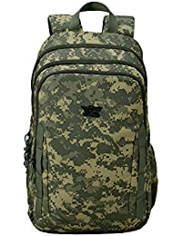 c09441437c F Gear Military Raider Polyester 30 Ltrs Marpat ACV Digital Camo Casual  Backpack (2809)