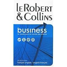 Le Robert & Collins Business : Dictionnaire français-anglais et anglais-français