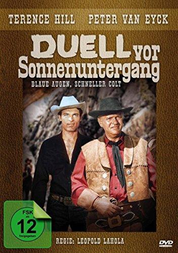Duell vor Sonnenuntergang - mit Terence Hill und Peter van Eyck (Western Filmjuwelen)