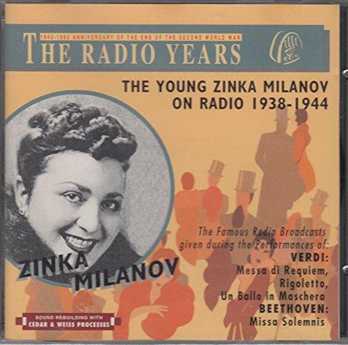 Zinka Milanov          1938-44