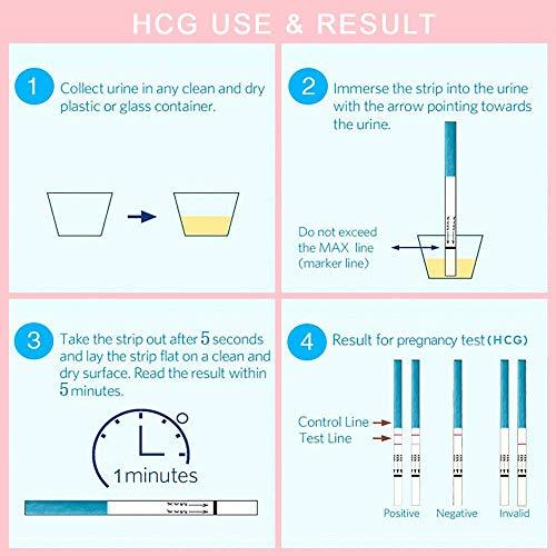 Zoom IMG-3 30 test di ovulazione ultrasensibili
