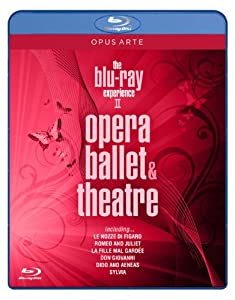 Opera, Ballet & Theatre (The Blu-ray Experience II) [2010] from Opus Arte