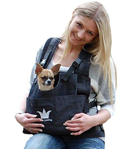Produkt: Hundetrage Puppy Bag Antrazit-Melange