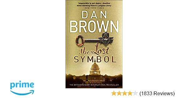 The Lost Symbol Robert Langdon Amazon Dan Brown