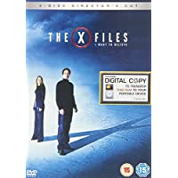X Files I Want To Believe Play D/c
