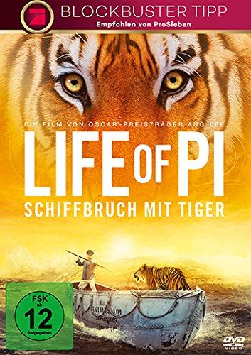 Bild von Life of Pi - Schiffbruch mit Tiger