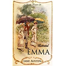 Emma (Illustrated) (English Edition)