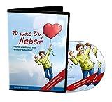 Tu was Du liebst - und Du musst nie wieder arbeiten! - Das Audio-Workbook: 2 Audio-CDs mit Arbeitsbuch zum Ausdrucken