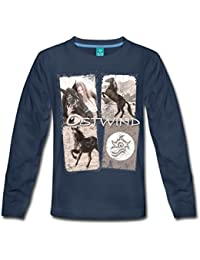 OSTWIND Aufbruch Nach Ora Collage Teenager Premium Langarmshirt von Spreadshirt®