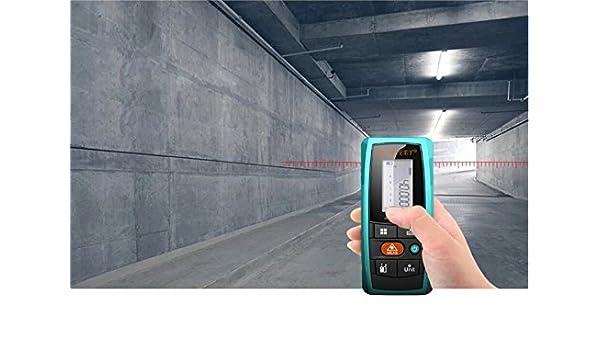 Urceri Laser Entfernungsmesser : Mileseey® dtape 3 compact laser maßnahme 130 feet: amazon