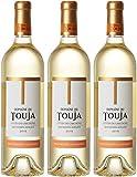 Domaine du Touja Vins du Sud Ouest MDC IGP Côtes de Gascogne 75 cl - Lot de 3