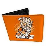 Dragonball Z - Geldbörse - Son Goku Logo