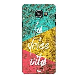 DailyObjects La Dolce Vita Case For Samsung Galaxy A7 2016 Edition