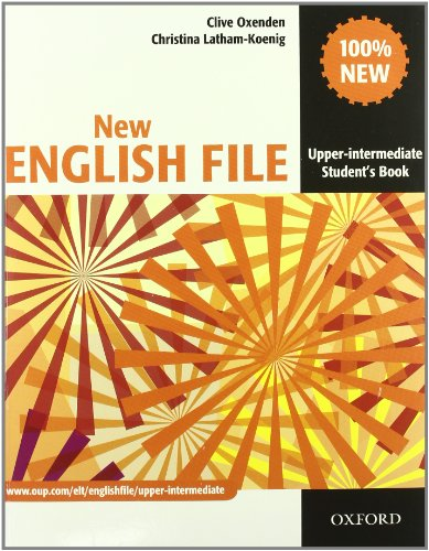 New english file. Upper intermediate. Student's book-Workbook-Entry checker-With key. Con espansione online. Per le Scuole superiori. Con CD-ROM