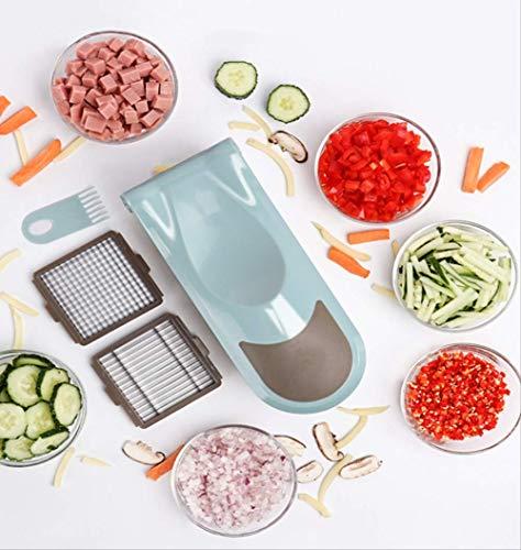 jackchen Multifunktionsschneider, Obstschneider, Grater, Küchenkochwerkzeuge -