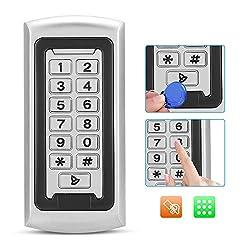 Schr/änke Feile Zinklegierung Schl/üsselloses Schloss f/ür Schubladen Smart Digital RFID Schloss Passwort Schloss Elektronische Sicherheitsschrankensperre