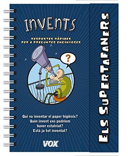 Els supertafaners / Invents (Vox - Infantil / Juvenil - Català - A Partir De 5/6 Anys - Els Supertafaners) por Vox Editorial