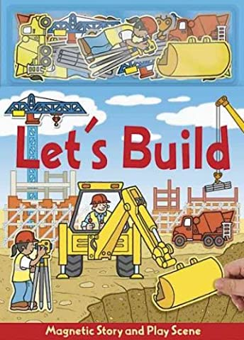 (Let's Build [With Magnets]) By Top That! Kids (Author) Hardcover on (02 , 2007)