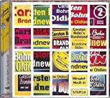 Brandnew Oldies Vol. II (CD Compilation. 20 tracks. 2005) by Carsten Bohn's Bandstand