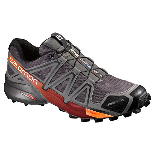 Salomon SHOES SPEEDCROSS 4 CS autobahn/detroit/orange rust
