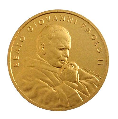 Medalln-del-Santo-Papa-Juan-Pablo-II--Sello-Papale