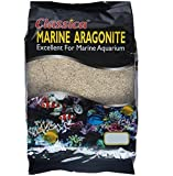 Classica 10kg 1mm Corallo Sabbia oceano Marino Acquario Aragonite ghiaia substrato Reef Cichlidae Malawi Sands