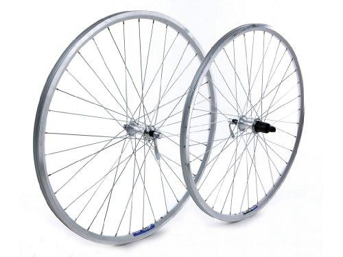 Tru-build Wheels RGR946 Hinterrad, 700 C, Silber -