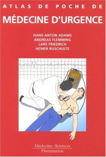 Atlas de poche de médecine d'urgence