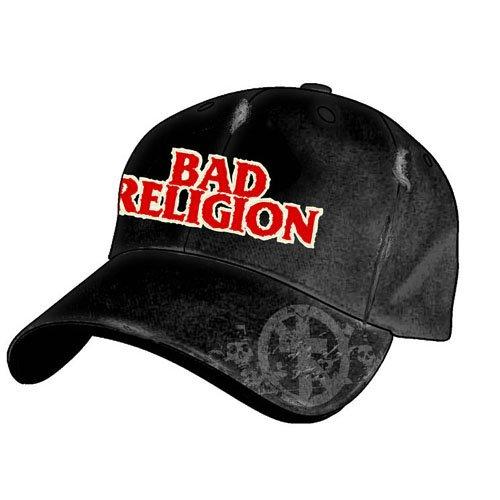 Bad Religion- Washed Baseball Cap