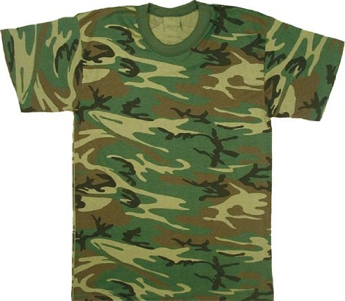 woodland-camouflage-military-t-shirt-polyester-cott-on-usa-made-size-medium-by-army-universe
