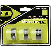 DUNLOP Overgrip Revolution NT neongelb 3er Pack