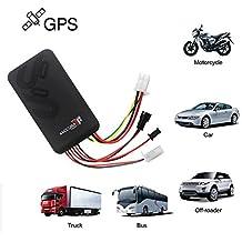 GPS GSM GPRS veicolo Tracker Localizzatore antifurto quadrante SMS Tracking Alarm, free online Tracking Platform