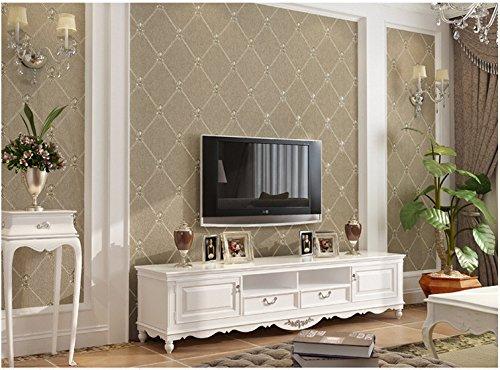 Yosot Europäischen Luxus Grün Umweltschutz Vliestapeten 3D Wohnzimmer Tv Hintergrundbild Kaffee