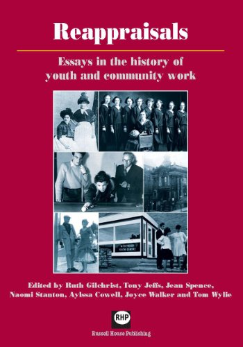 essays in the history of youth and community work Reappraisals: essays in the history of youth and community work [ruth gilchrist, tony jeffs, jean spence, naomi stanton, aylssa cowell, joyce walker, tom wylie] on amazoncom free shipping on qualifying offers the range of material in this volume of essays reflects an increasing desire among both academics and practitioners to.