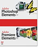 Picture Of Adobe Photoshop Elements 5 & Premiere Elements 3 Bundle (PC)