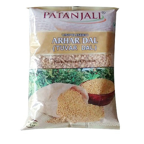 Patanjali Patanjali Arhar Dall, 1kg