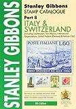 Italy &Switzerland Stamp Cat. Pt8