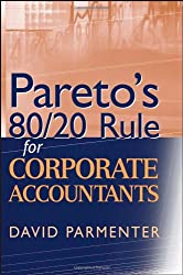 Pareto's 80/20 Rule for Corporate Accountants