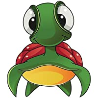 Autoaufkleber Sticker Schildkröte Aufkleber