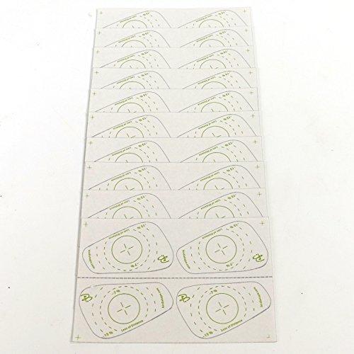 Birdie Tape 40grandes Fer de Kinesiologie (RH)