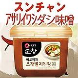 Corea del Sud miso Sunchang vongole sardina contenente 450g Chigetenjan