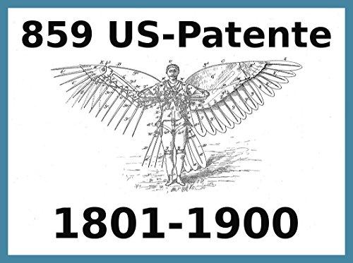 Steampunk Ideen - Patentsammlung 6721 Seiten - 859 US Patente Maschinen 19. Jhd PDFs Idee Software