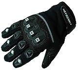 Heyberry Motocross Offroad MTB MX Handschuhe schwarz Gr. M